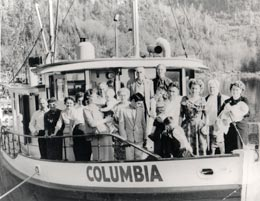 Columbia at Kingcome Inlet 1960s